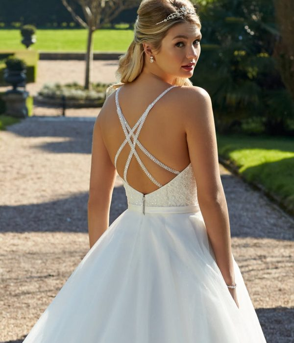Wedding Dresses - Romantica - Satin Bow