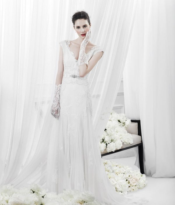 Wedding Dress - Annasul Y